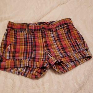 EUC linen GAP shorts